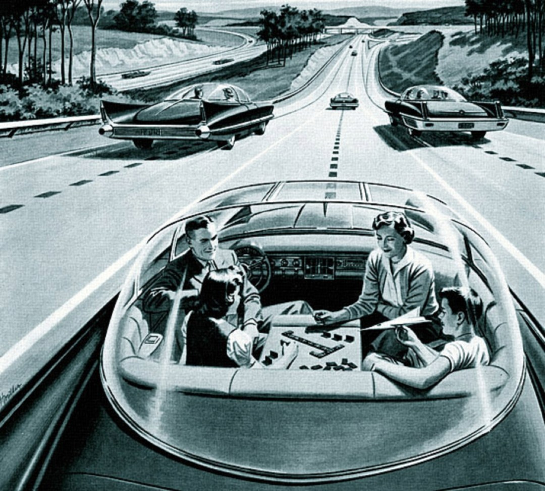"""""""Cars of the Future"""" - Les délires de l'An 2000 18"""