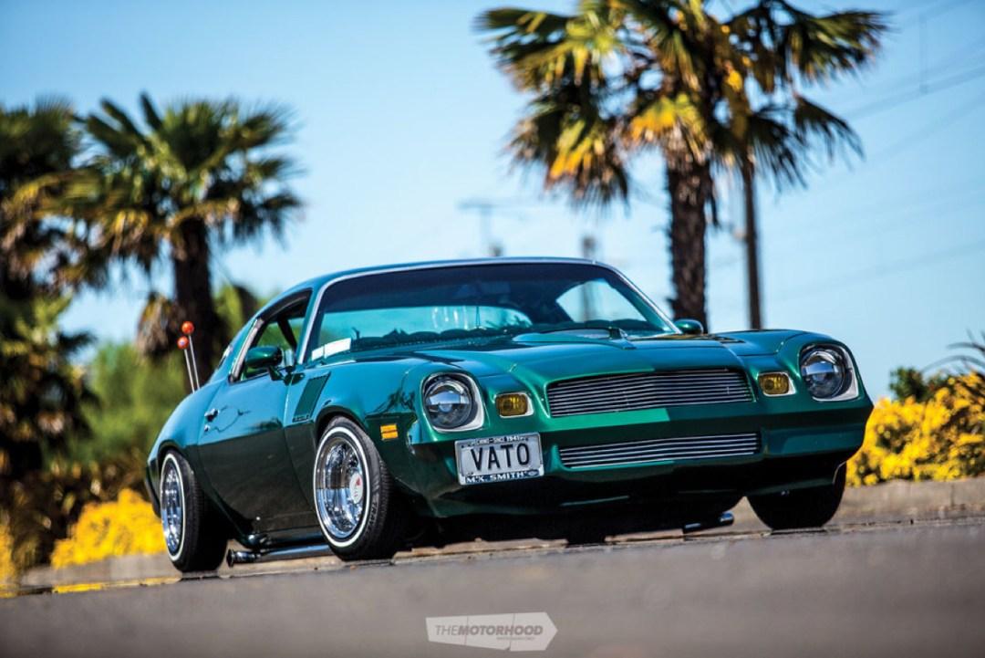 '78 Camaro - En mode Lowrider 51