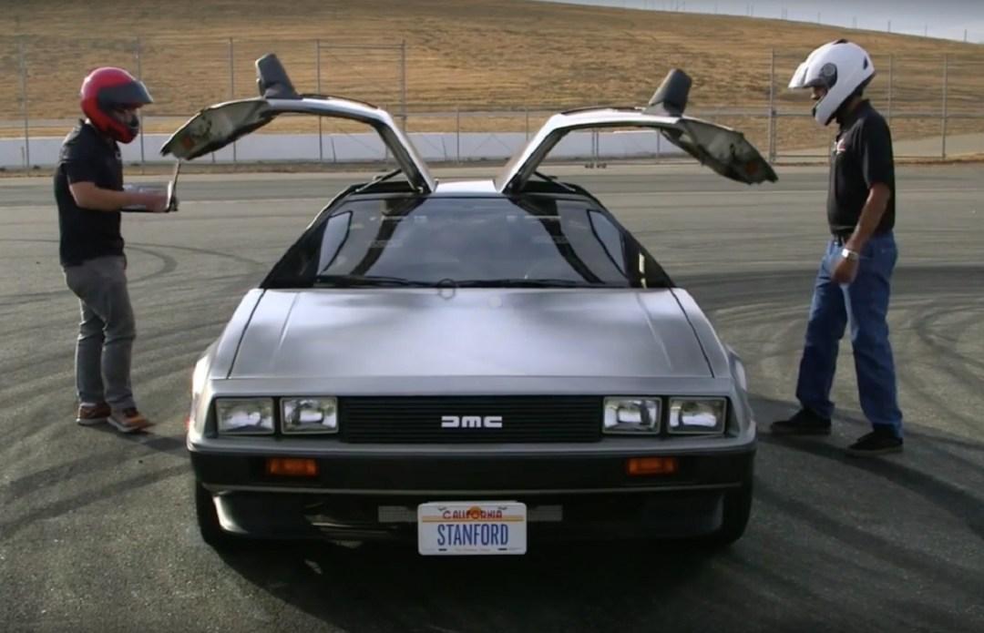 Electric DeLorean - Le futur du passé ! 9
