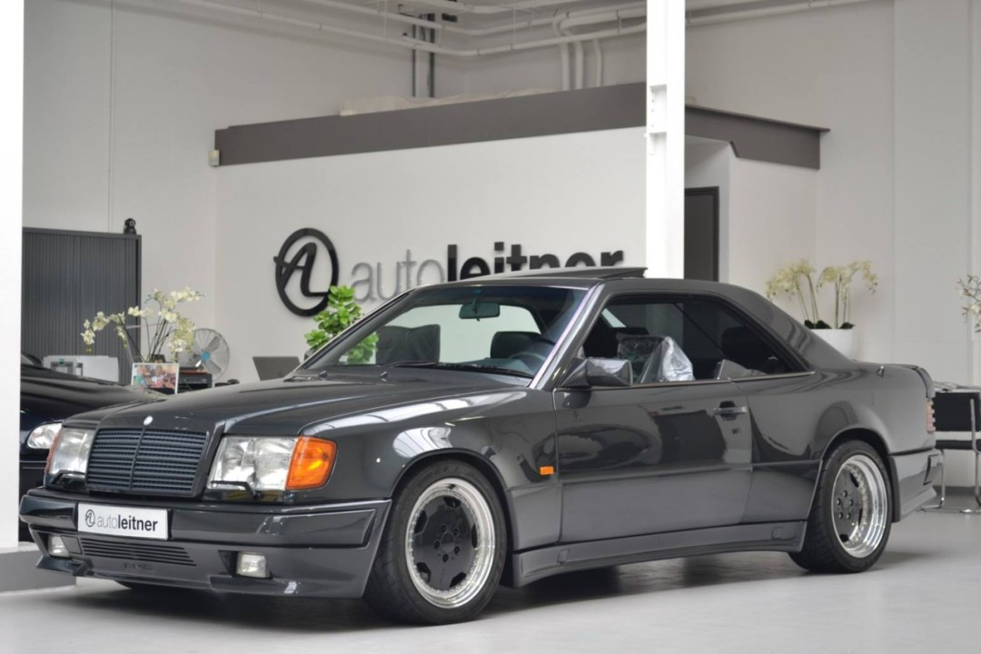 Mercedes 300CE 6.0 AMG Hammer... On va meubler ! 43