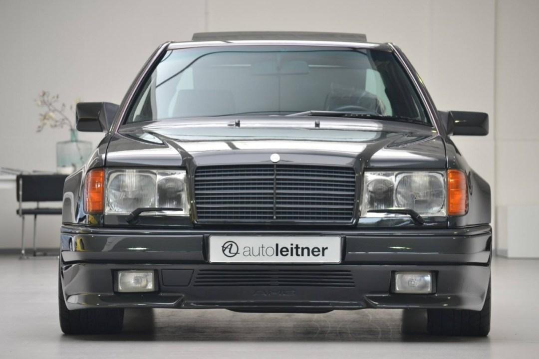Mercedes 300CE 6.0 AMG Hammer... On va meubler ! 41