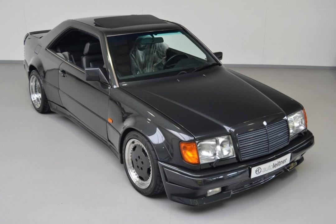 Mercedes 300CE 6.0 AMG Hammer... On va meubler ! 38