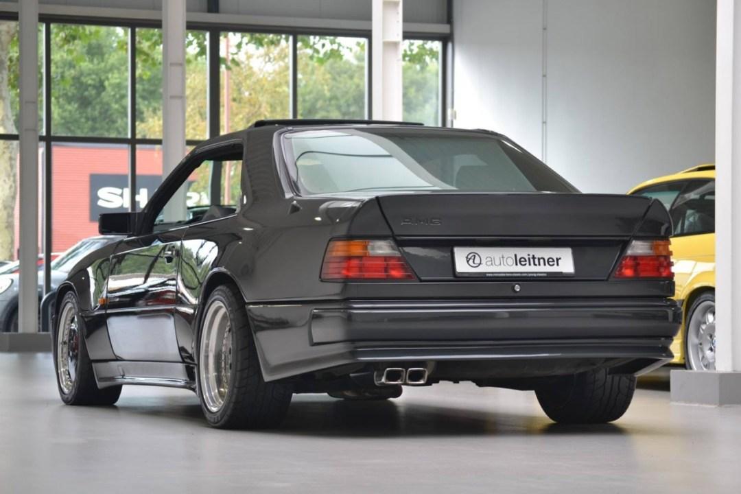 Mercedes 300CE 6.0 AMG Hammer... On va meubler ! 34