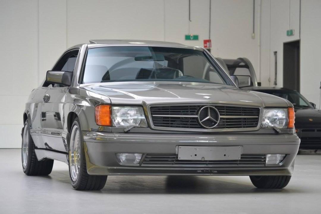 Mercos 560 SEC 6.0 AMG... En mode énervée ! 34