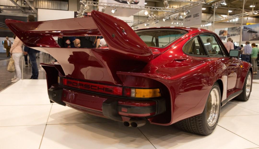La Porsche 935 Street legal de Mansour Ojjeh : No pain, no gain ! 35