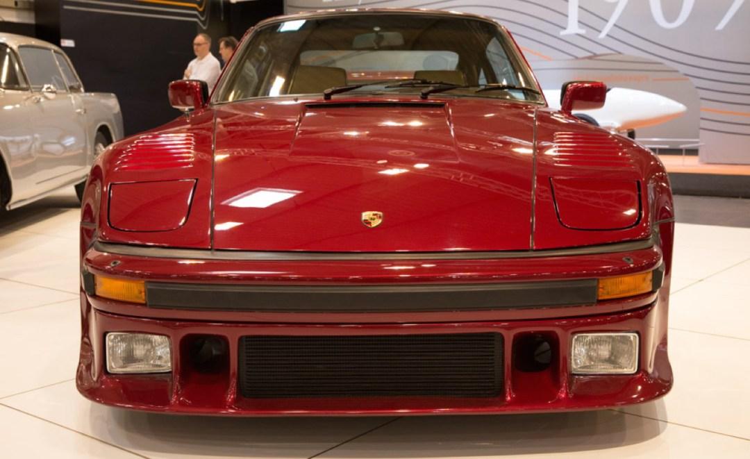 La Porsche 935 Street legal de Mansour Ojjeh : No pain, no gain ! 34