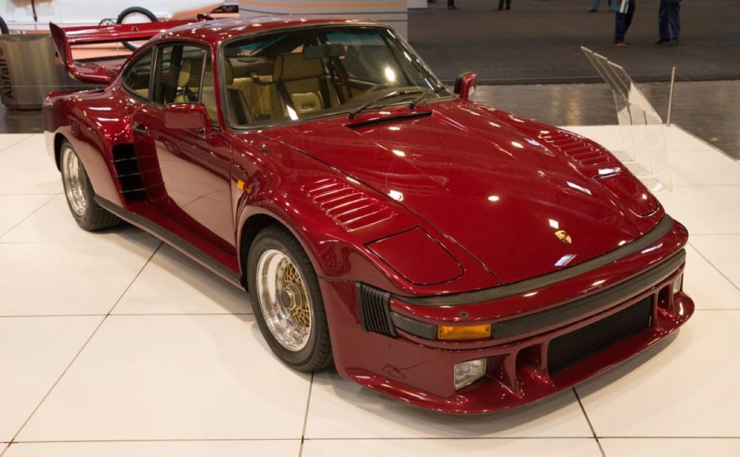 La Porsche 935 Street legal de Mansour Ojjeh : No pain, no gain ! 36