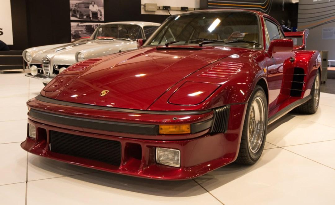 La Porsche 935 Street legal de Mansour Ojjeh : No pain, no gain ! 39