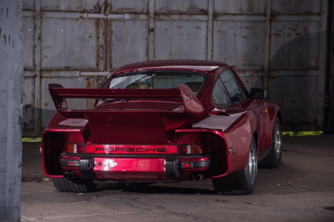 La Porsche 935 Street legal de Mansour Ojjeh : No pain, no gain ! 30