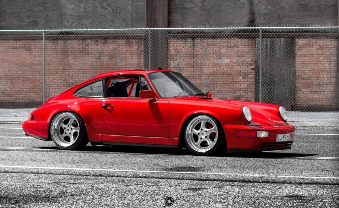 Porsche 964 Carrera 4 : Simply Red...! 34