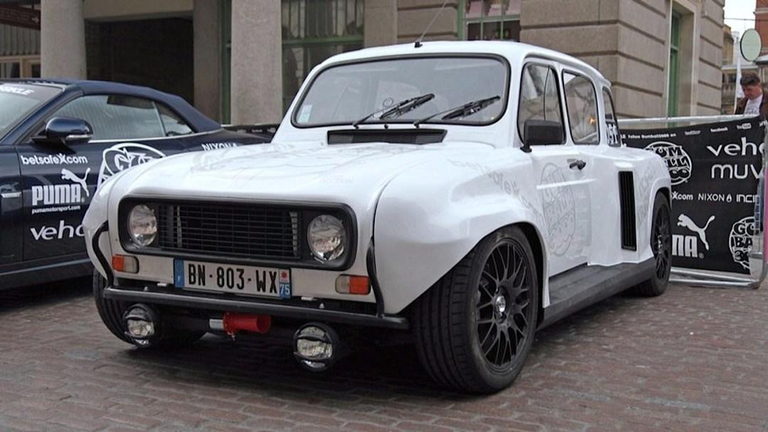 4L V6 - Une Renault au Gumball ?! 11