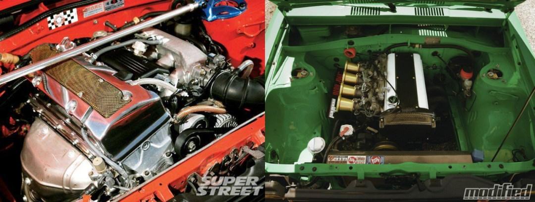 '81 Toyota Starlet KP61 : F22 ou 4AGE ? 23