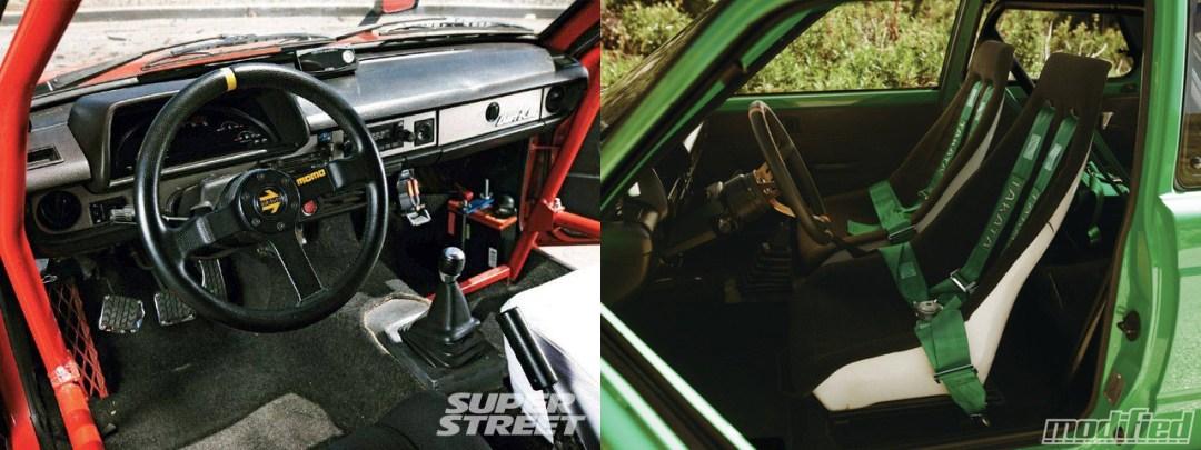 '81 Toyota Starlet KP61 : F22 ou 4AGE ? 24