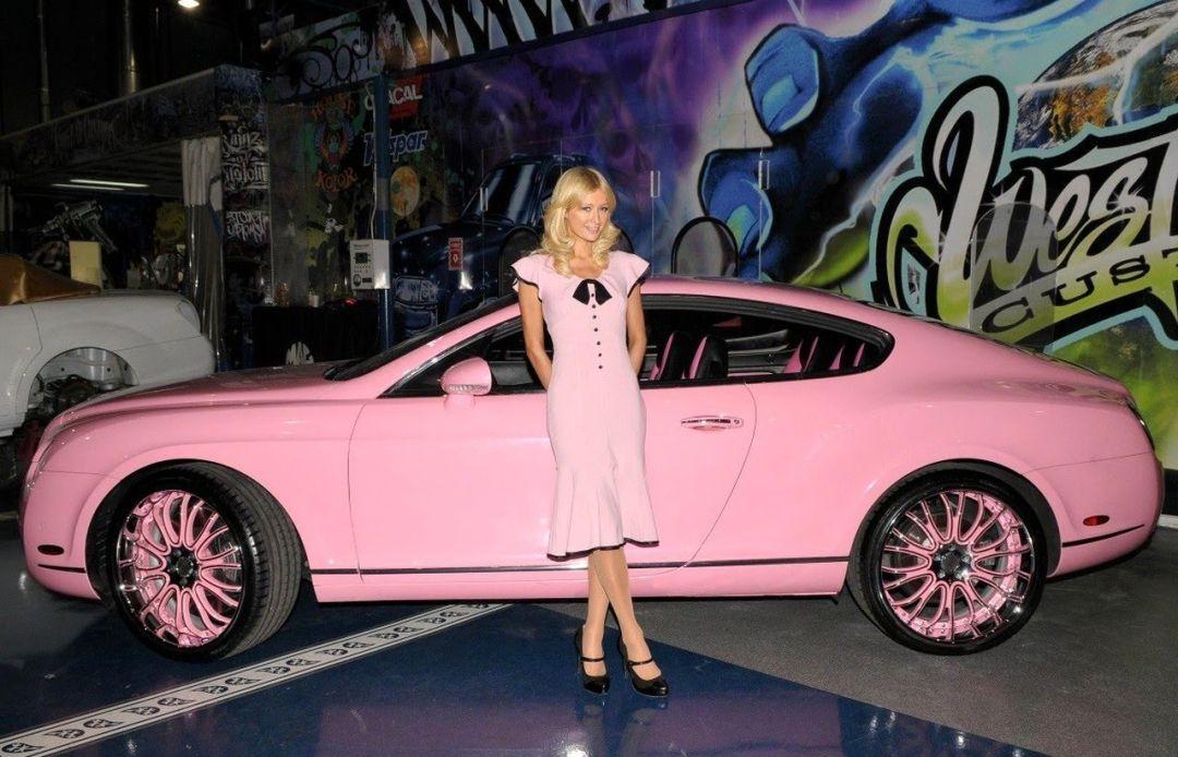 Supercars et célébrités... Mais pourquoi ? 18