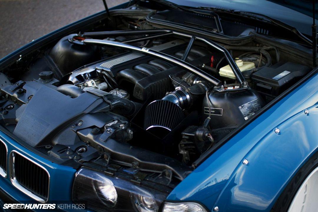 Rocket Bunny BMW E36... Quand la Bavière mange des Sushis ! 25