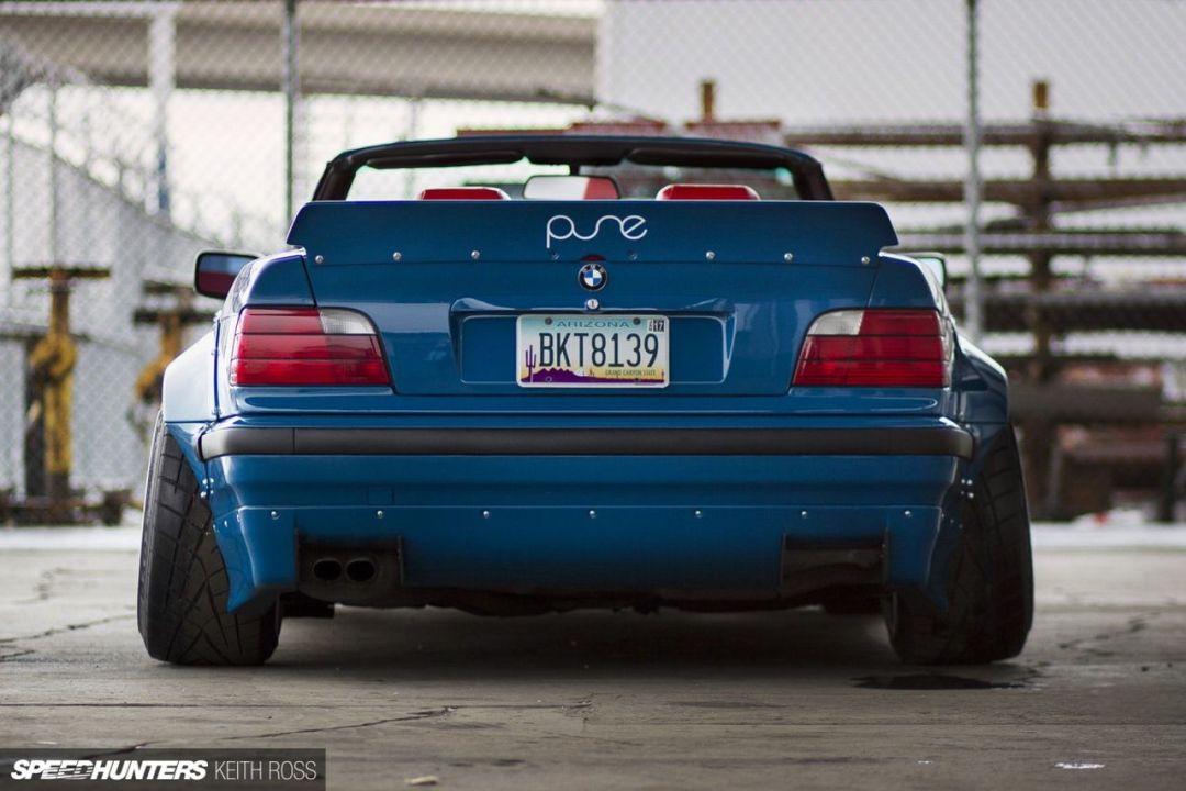 Rocket Bunny BMW E36... Quand la Bavière mange des Sushis ! 24