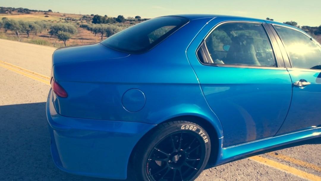 Alfa 156 GTAm - Je suis énervé ! 20