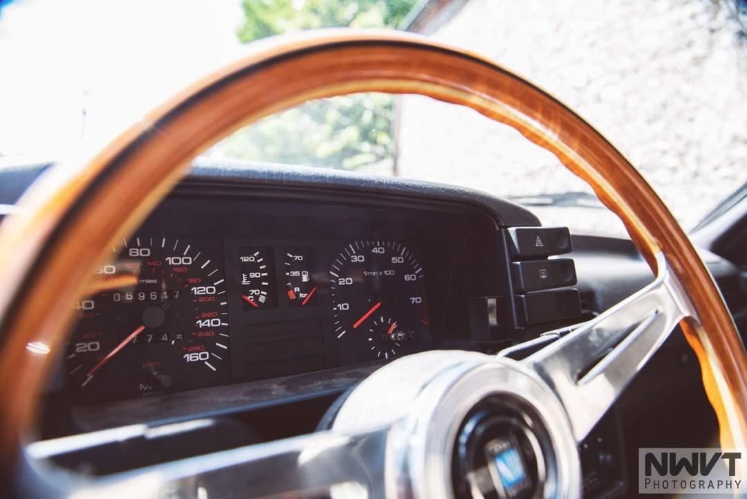 Audi 80 B2... coupé, V6, airride et BBS ! 46
