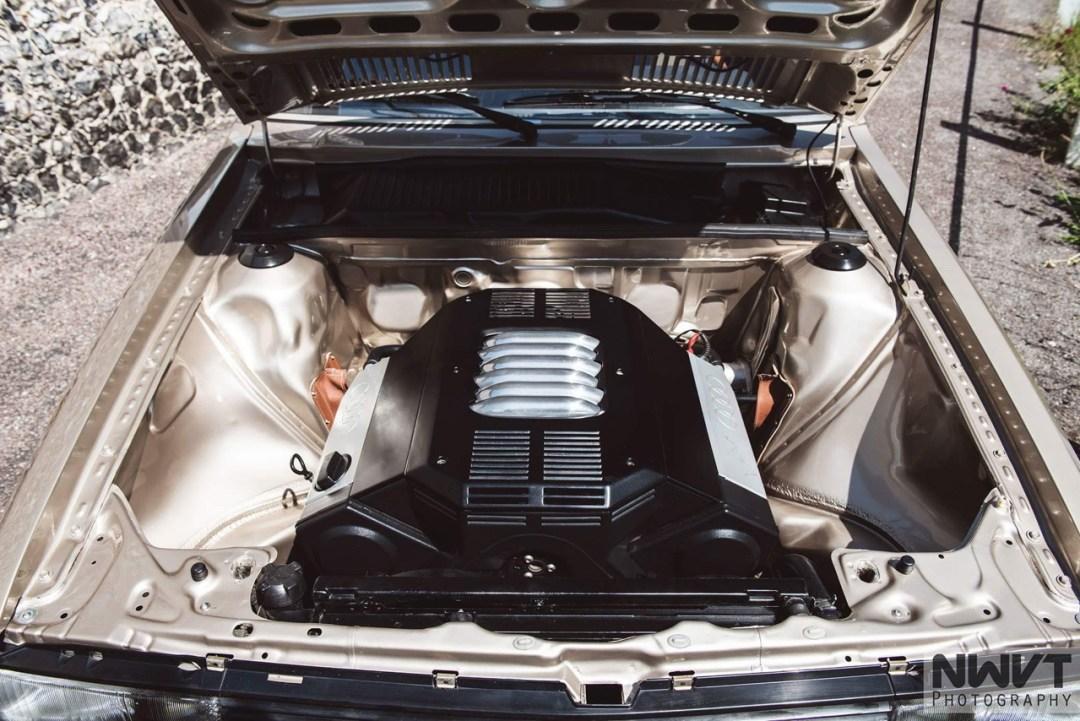 Audi 80 B2... coupé, V6, airride et BBS ! 48