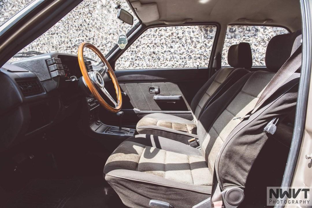 Audi 80 B2... coupé, V6, airride et BBS ! 53