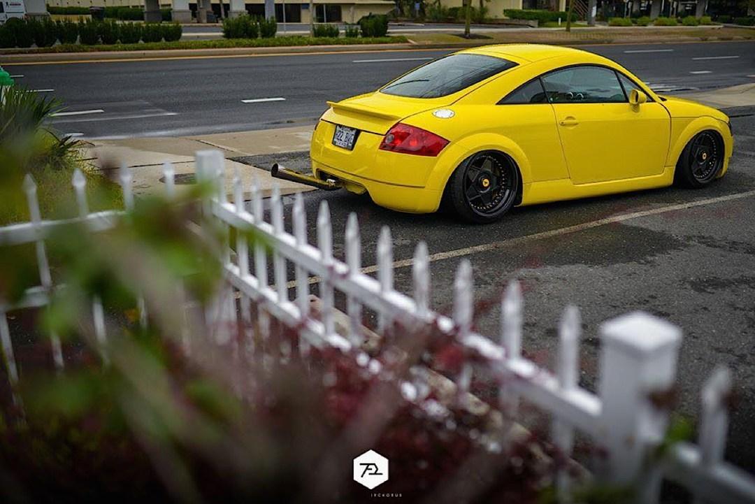 Audi TT 1.8T : Banana Pancake ! 44