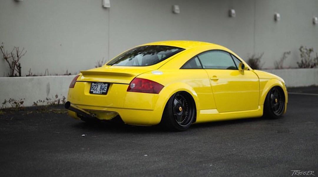 Audi TT 1.8T : Banana Pancake ! 41