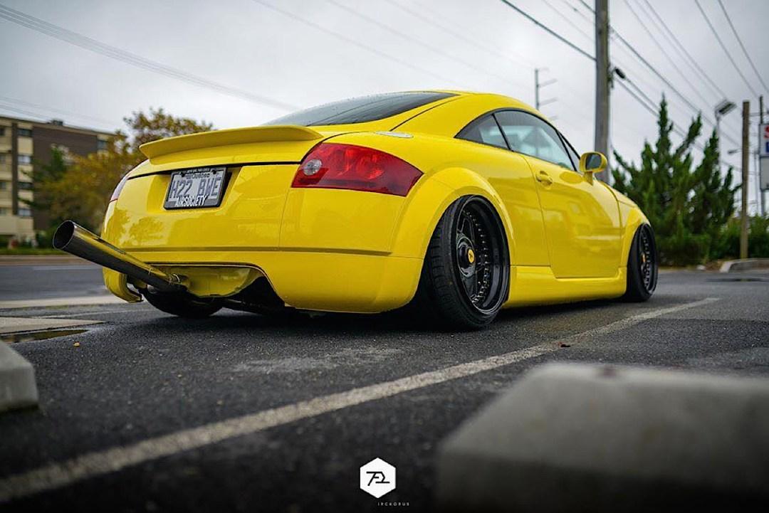 Audi TT 1.8T : Banana Pancake ! 33