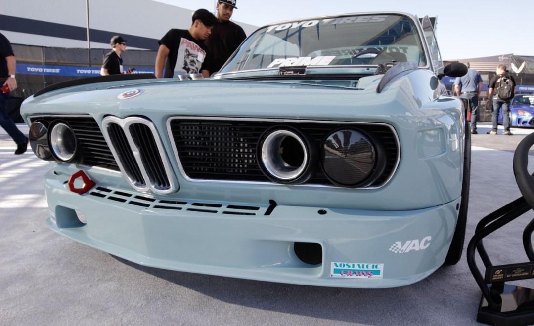 "'73 BMW 3.0 CSL.... Sema 2K17 ""Best Euro"" Gran Turismo Award ! 24"