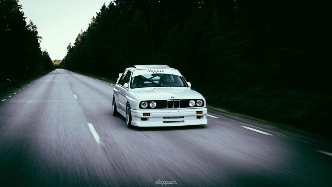 BMW M3 E30... Turbo ! Est ce que mieux c'est pire ?! 39