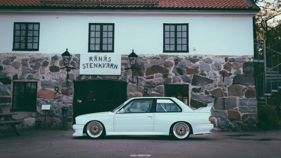 BMW M3 E30... Turbo ! Est ce que mieux c'est pire ?! 32