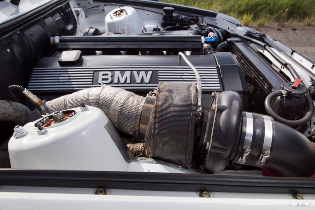 BMW M3 E30... Turbo ! Est ce que mieux c'est pire ?! 36