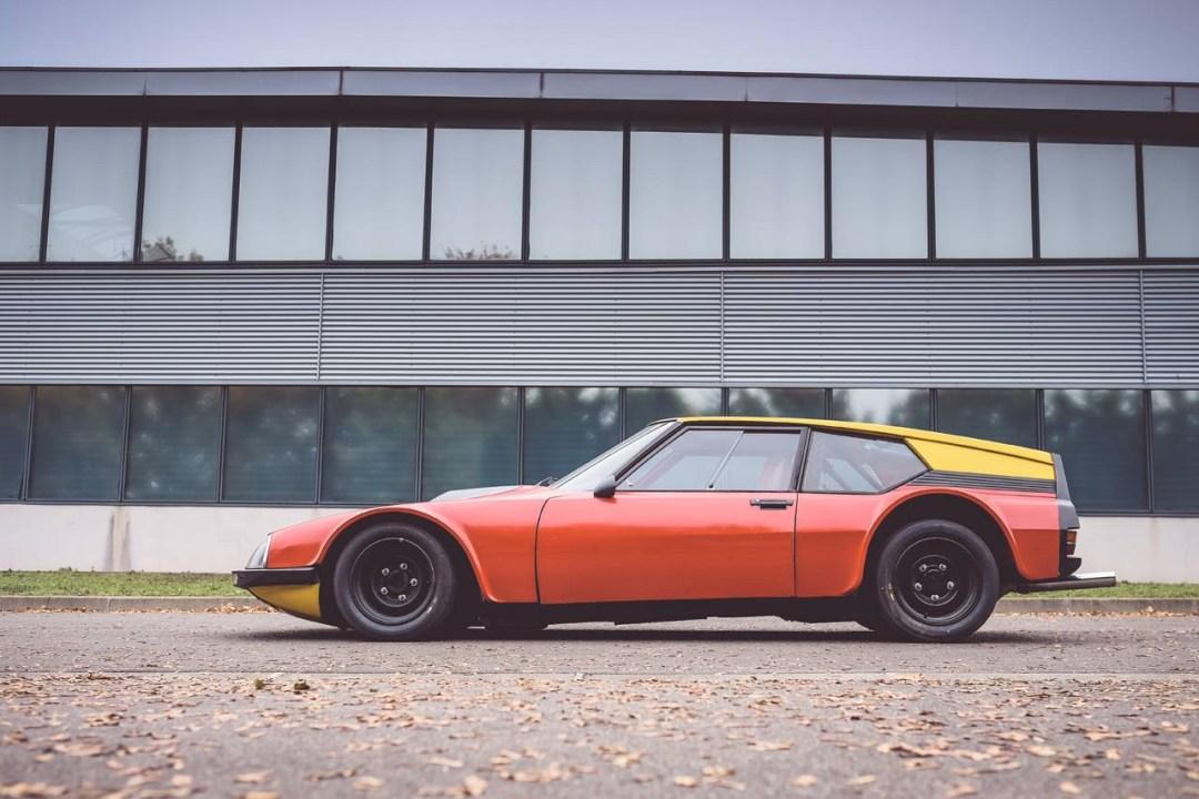 Citroen SM Michelin : La Super SM ! 37