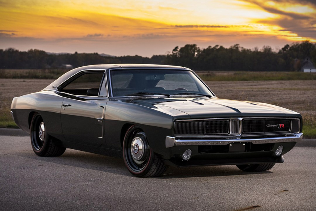 "'69 Dodge Charger ""Defector"" : Signée Ringbrothers... 24"