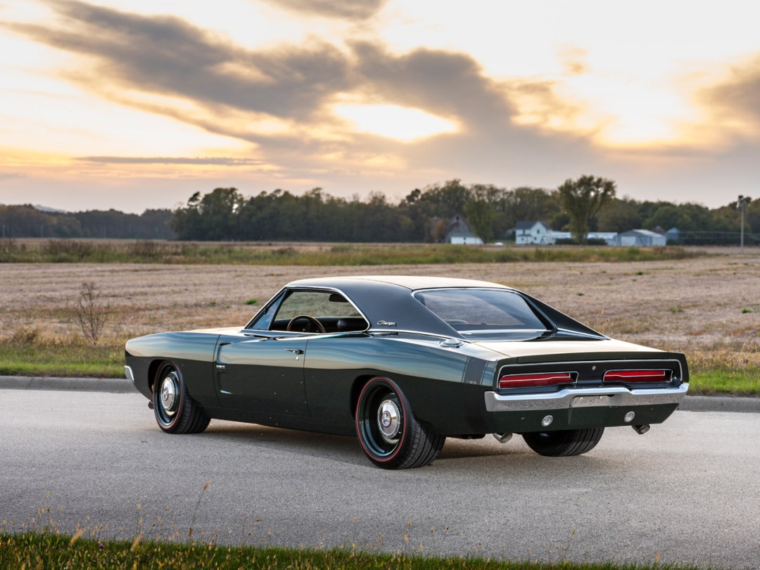 "'69 Dodge Charger ""Defector"" : Signée Ringbrothers... 29"