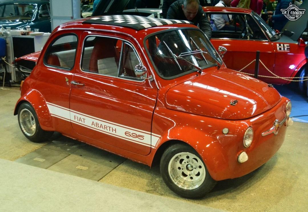 Epoqu'Auto 2K17... Rencard de vieilles à Lyon ! 60
