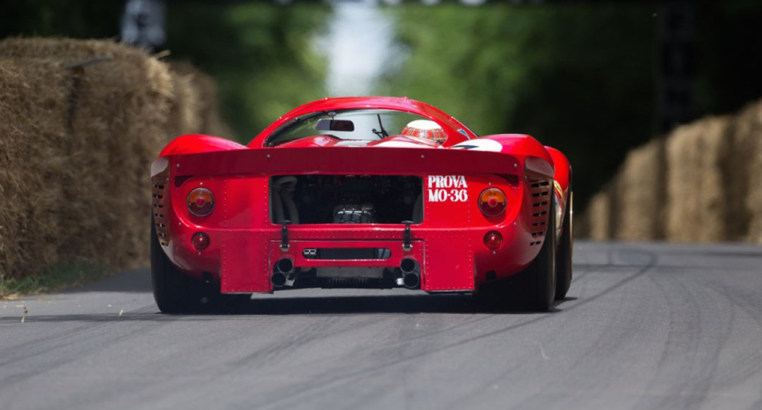 Ferrari 330 P4 - Un top model dans la course ! 34