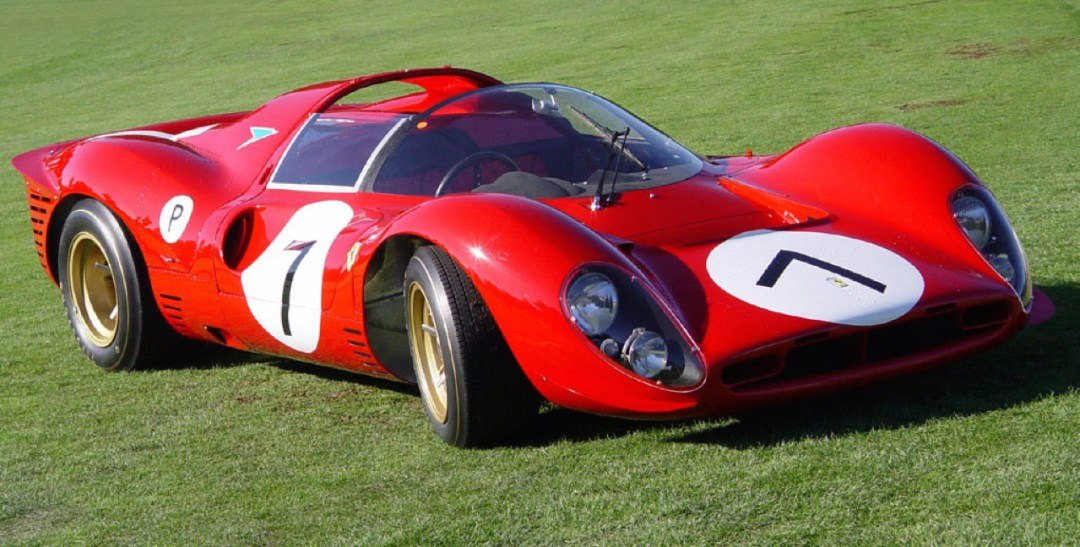Ferrari 330 P4 - Un top model dans la course ! 29