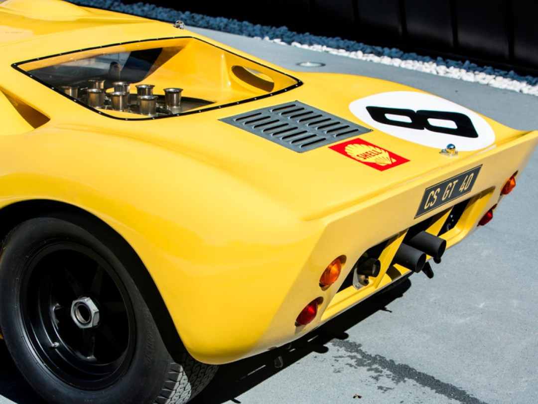 '68 Ford GT40 - Racing queen... 56