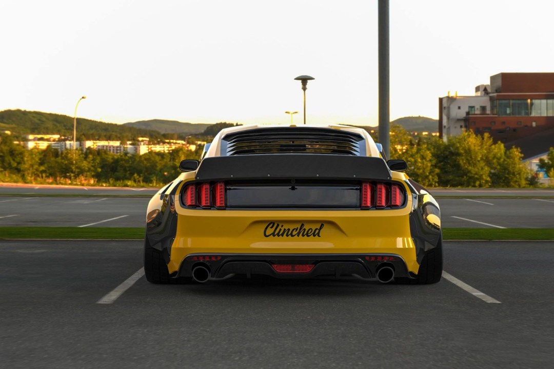 Ford Mustang Clinched - Un nom à retenir... 26