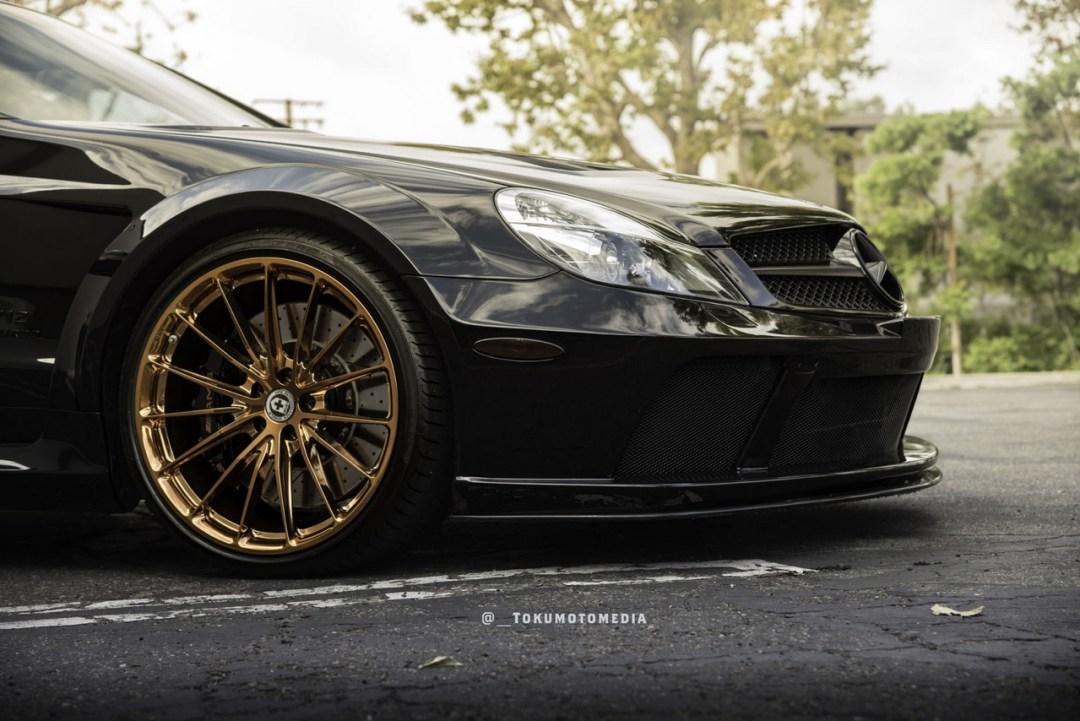 Mercedes SL65 AMG Black Serie - Unique en HRE ! 31