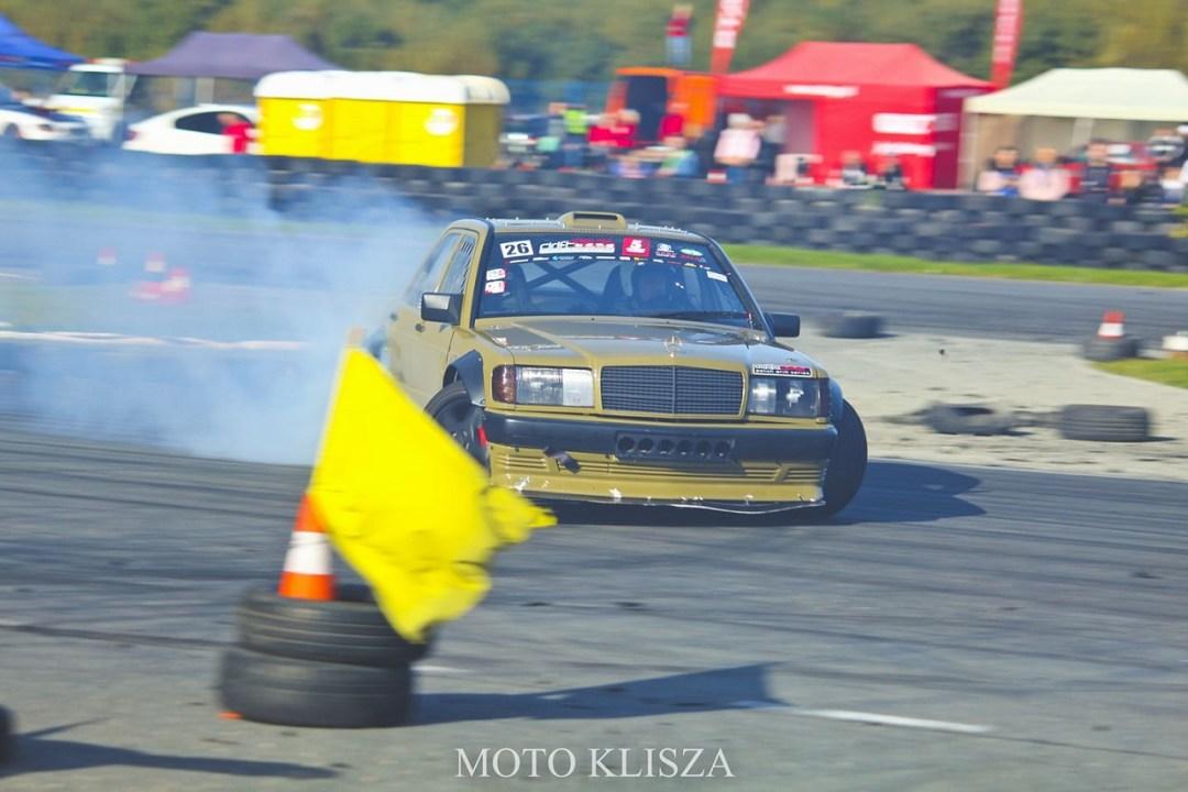Merco 190E Drift - Badass ! 14