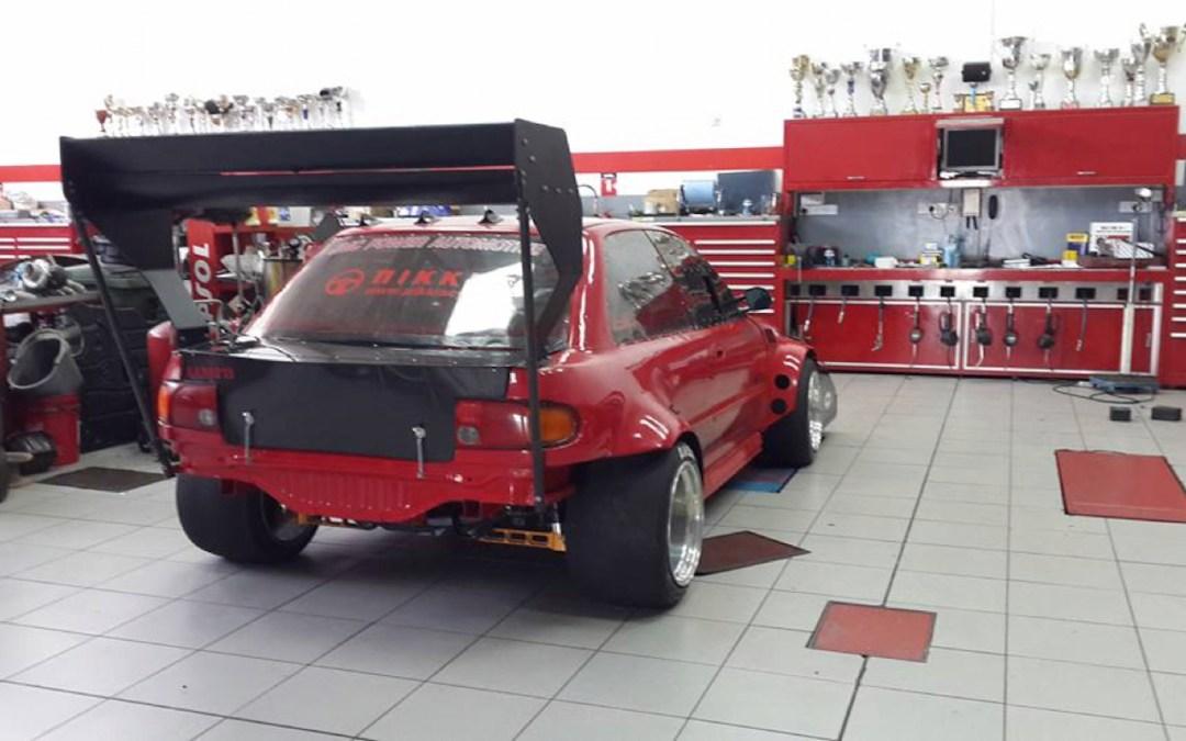 Hillclimb Monster : Mitsubishi Lancer Evo III - Nom de Zeus ! 19