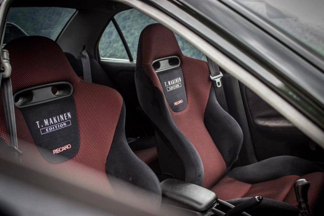 Mitsubishi Lancer Evo 6 Tommi Makinen Edition : ADN de championne 45
