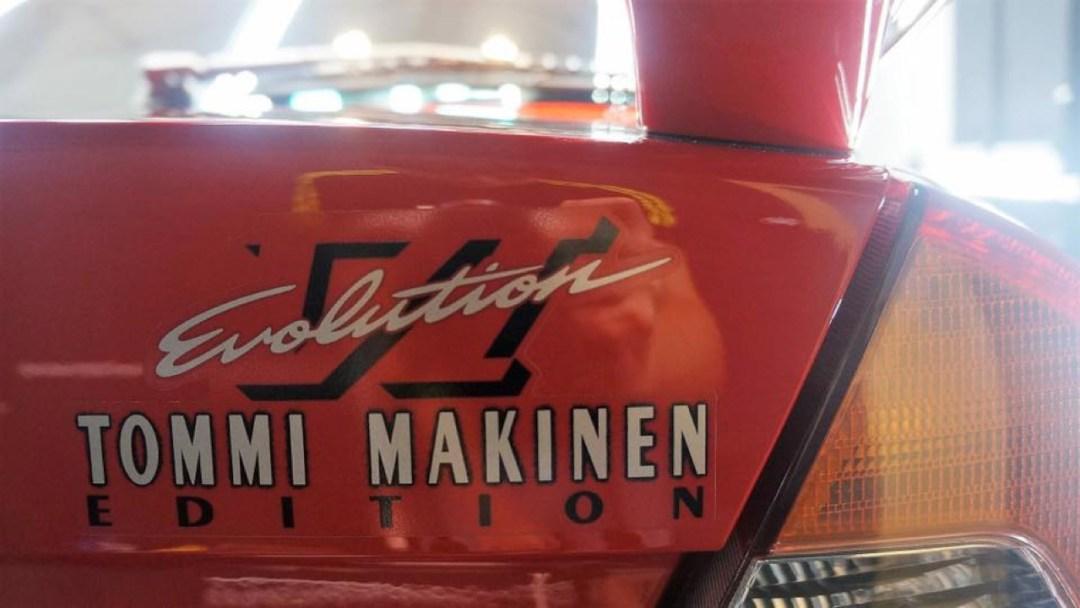 Mitsubishi Lancer Evo 6 Tommi Makinen Edition : ADN de championne 56