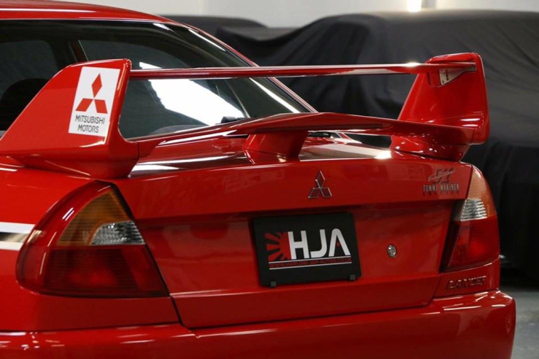 Mitsubishi Lancer Evo 6 Tommi Makinen Edition : ADN de championne 52