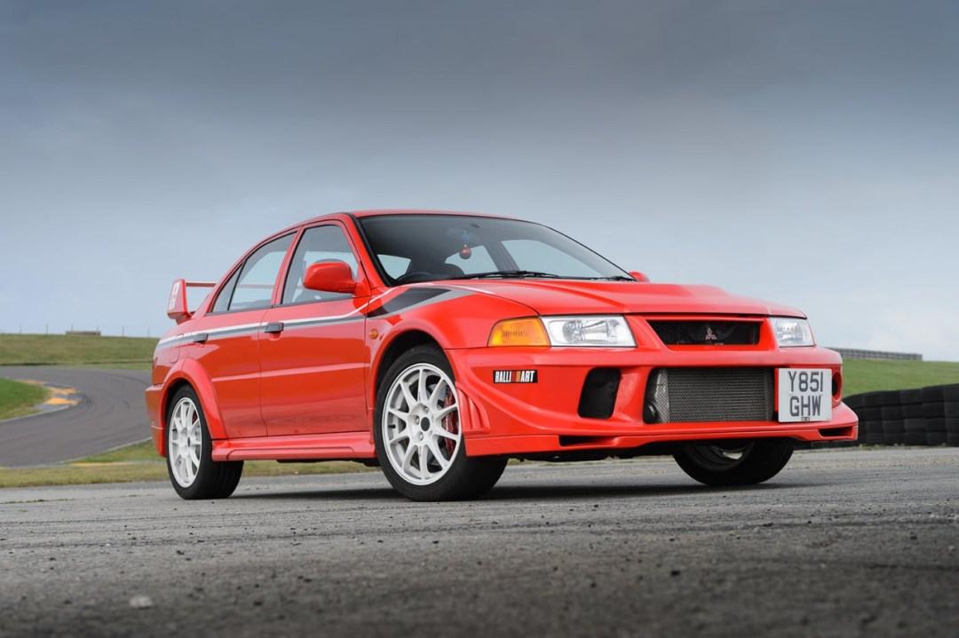 Mitsubishi Lancer Evo 6 Tommi Makinen Edition : ADN de championne 40