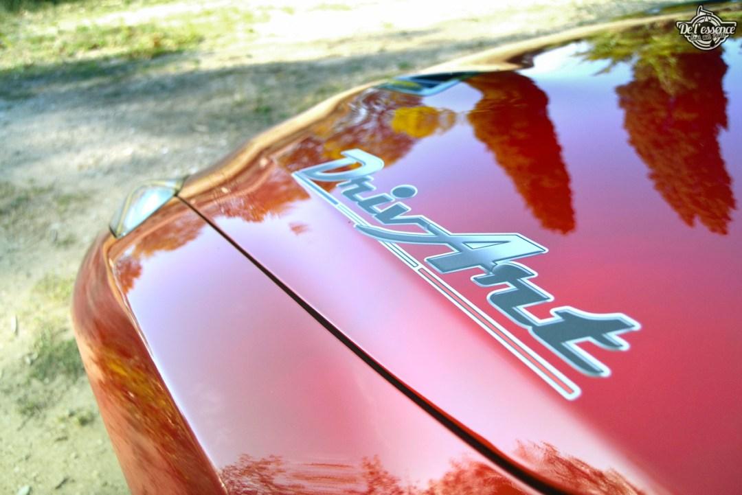 Nissan GTR R35 : Godzilla voit rouge ! 111