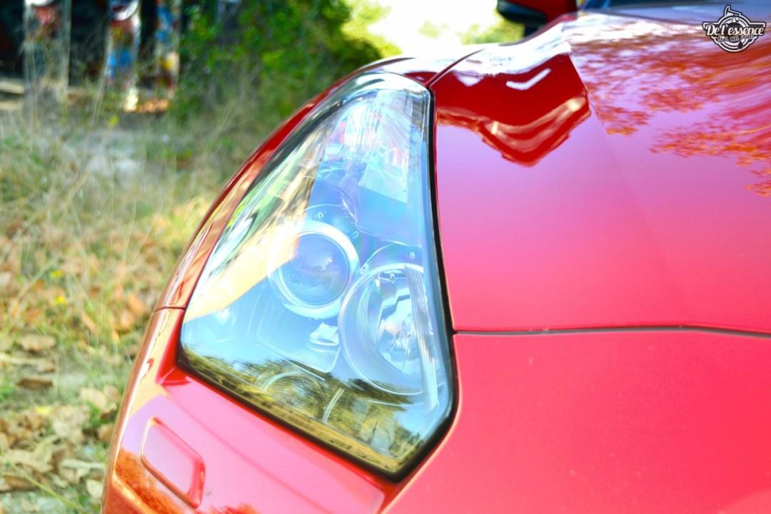 Nissan GTR R35 : Godzilla voit rouge ! 80