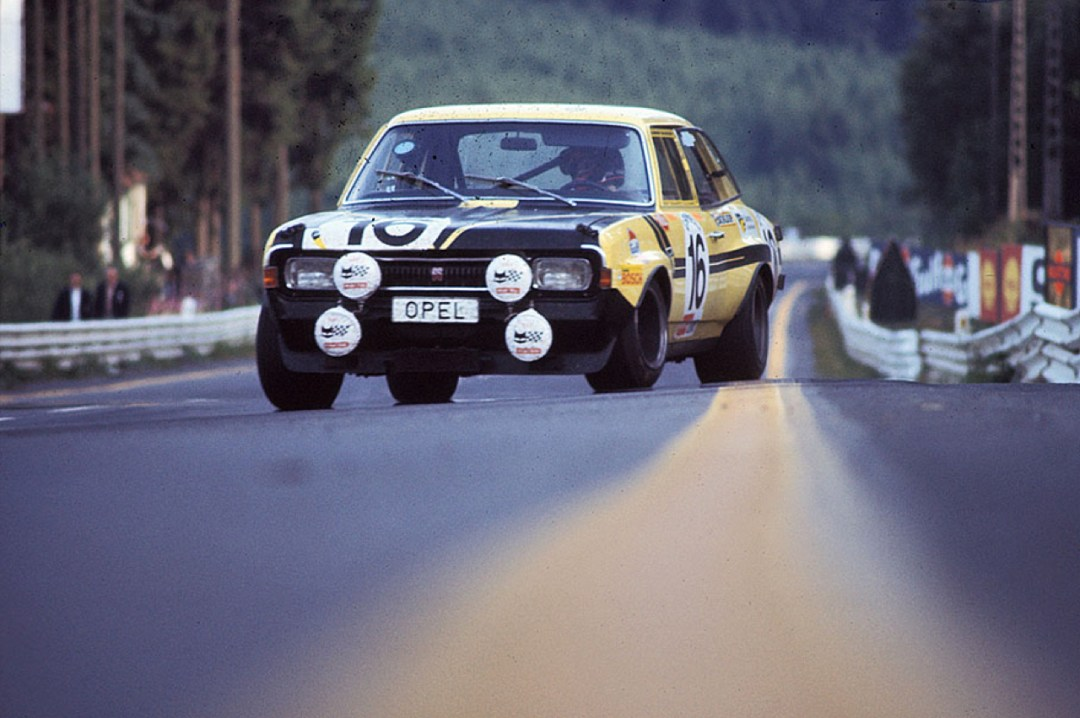 Opel Commodore Steinmetz... 20 ans avant ! 26