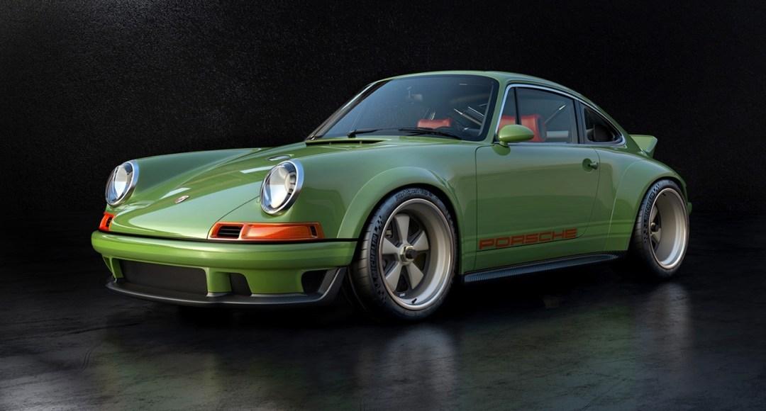 Singer dehors, Williams dedans ! La Porsche 911 en mode tuerie ! 49